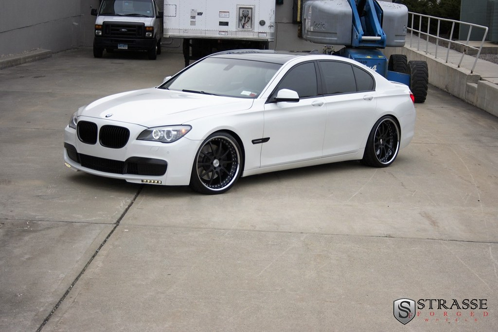 Strasse Forged Wheels BMW 750li