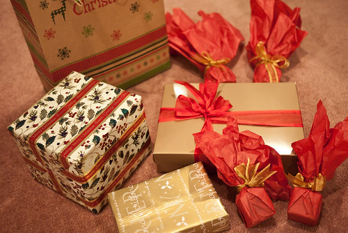 Christmas pressies