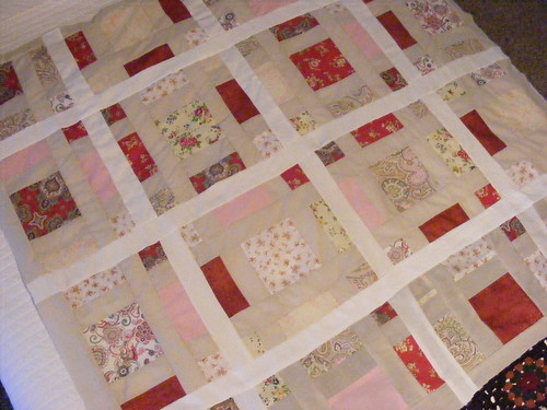 Quilt top after.