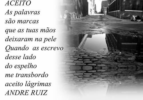 ACEITO by amigos do poeta