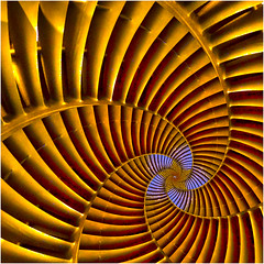 Jet Engine Spiral