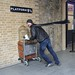 Platform Nine and Three-Quarters by bmdhacks