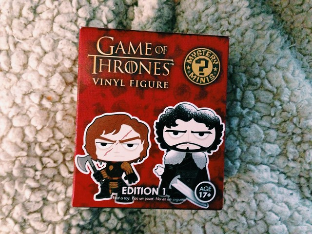 game of thrones blind bag box