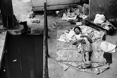 Homeless in Bangkok