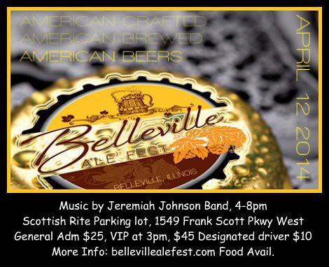 Belleville Ale Fest 4-12-14