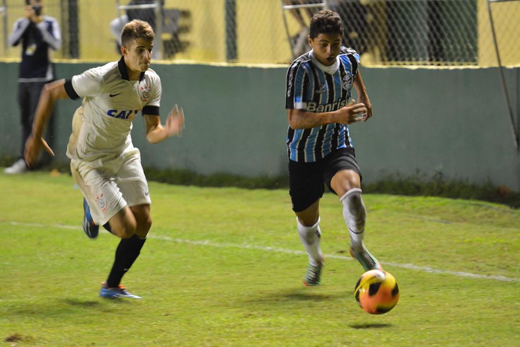Copa do Brasil Sub-17 - Grêmio 2 x 1 Corinthians   Fotos: Ro
