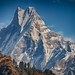 Machapuchare mountain, Annapurna, Nepal by CamelKW