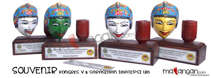Kongres V dan Sarasehan IMATEPSI - Universitas Negeri Malang