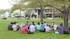 Eye on UMSL: Springtime statistics: April 24, 2014