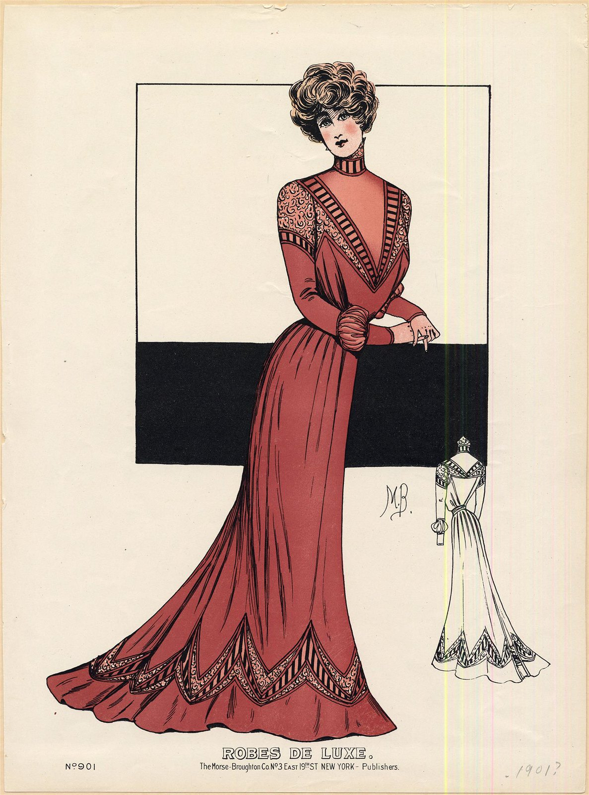 American_gown_1901