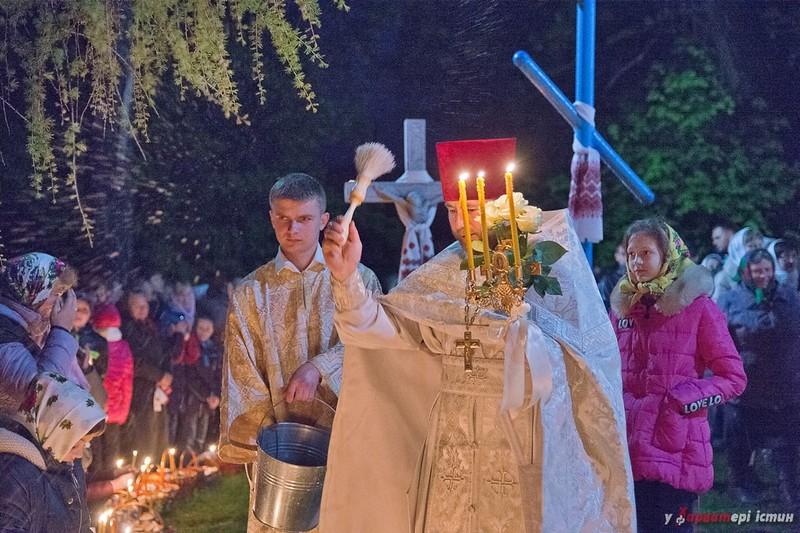 Олександр Харват Великдень