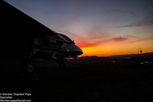 F-14 Tomcat Presidential Museum
