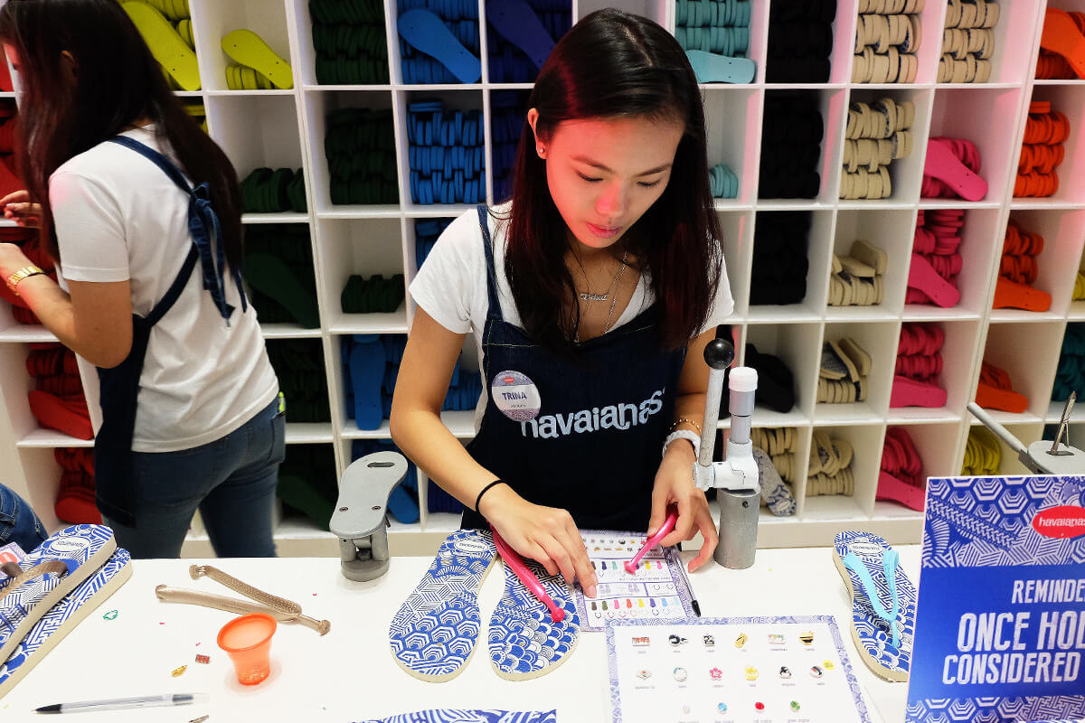 Make Your Own Havaianas 2016