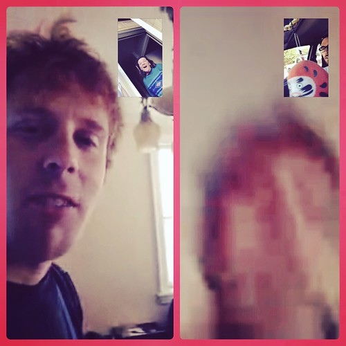 FaceTime Delivery with Elliott (May 23 2015)