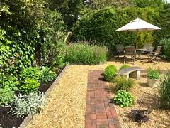Old Swan House Garden