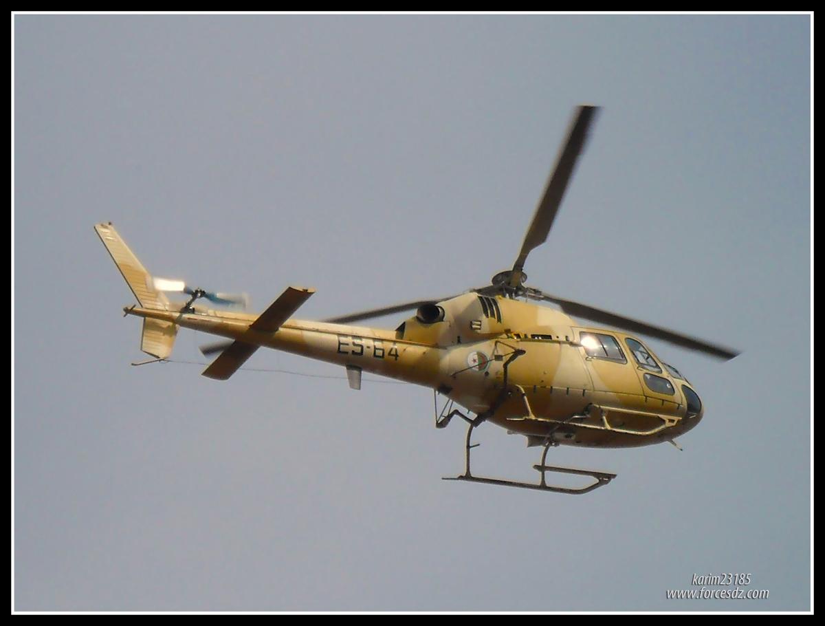 صور مروحيات القوات الجوية الجزائرية Ecureuil/Fennec ] AS-355N2 / AS-555N ] - صفحة 6 27366398551_dabef061eb_o
