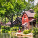 harpers mill, disney world by Dailyville