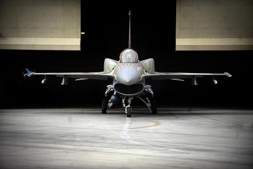 無料写真素材, 戦争, 軍用機, 戦闘機, F ファイティング・ファルコン, イスラエル国防軍
