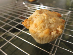 Ginger-Pear Muffins