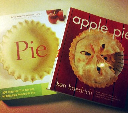 Pie Cookbooks Giveaway