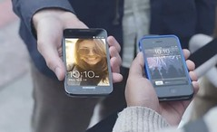 Samsung vs. Apple Commercial