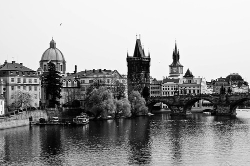 Prague by Melisah M