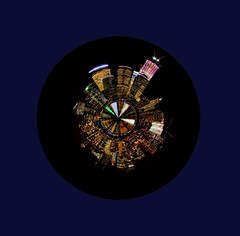 Planet - New York South Manhattan