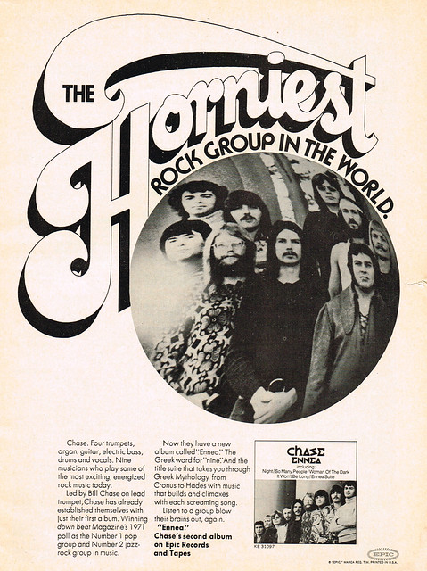 Vintage Ad #1,765: The Horniest Rock Group in the World