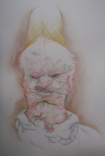 "Christina Corfield ""Backface""(detail 2)"