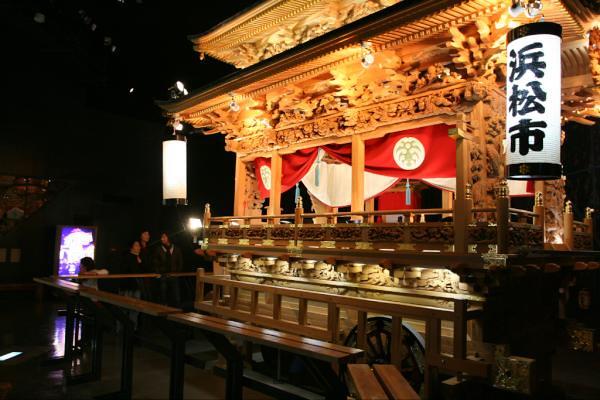Hamamatsu (Kite) Festival in Japan.