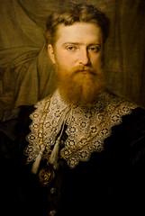 Retrato del joven Karl Lueger