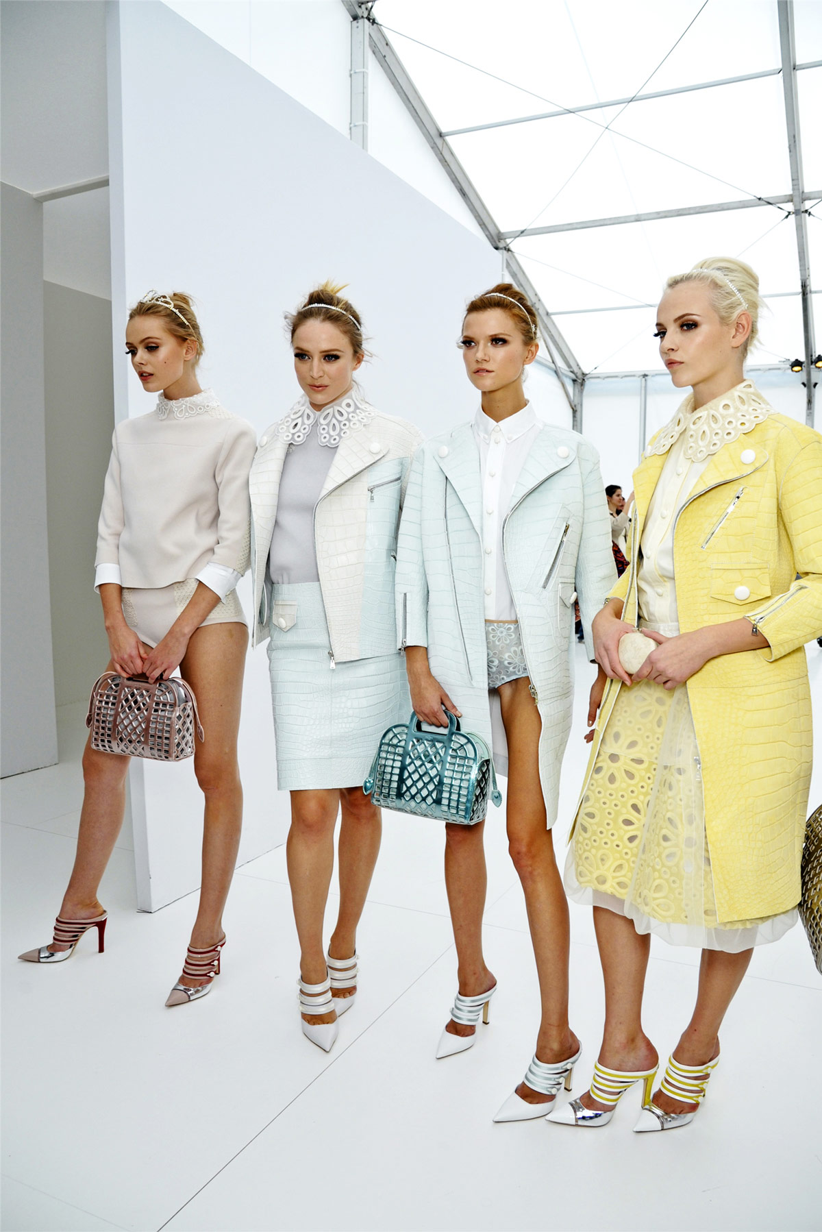 Louis Vuitton Spring Summer 2012 Ready-To-Wear collection