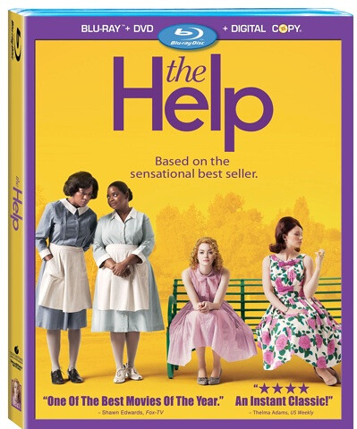 The Help Blu