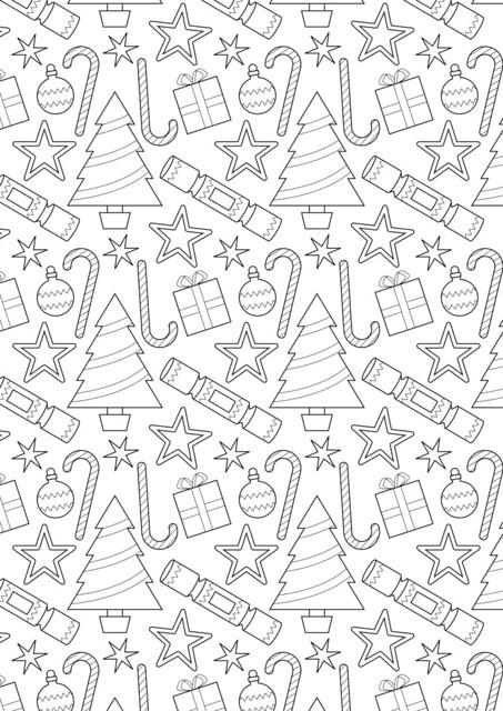 Christmas pattern 203   Flickr - Photo Sharing!