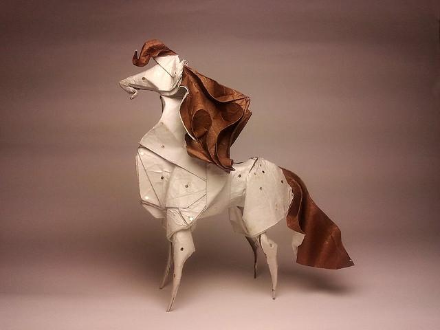 Portfolio Of Dargelirli  3d Epic Origami Paper Art