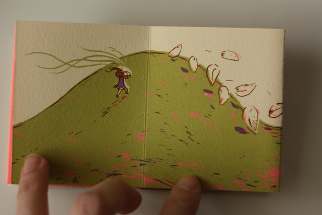 Zine by Jen Tong