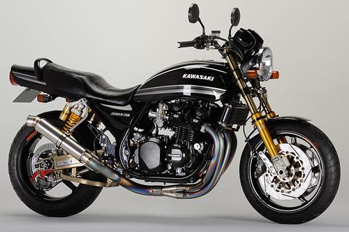 Kawasaki Zephyr 750 Sanctuary