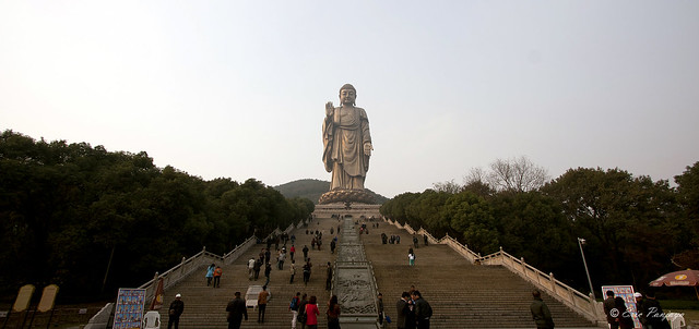 217 steps away from Buddha