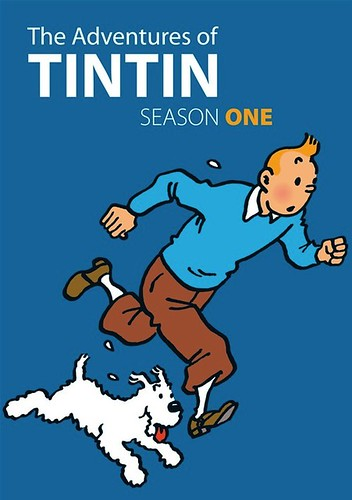 tintin season one dvd