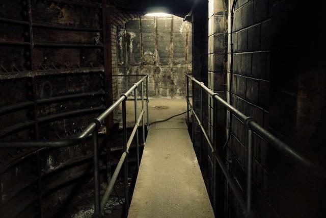 Aldwych underground tour