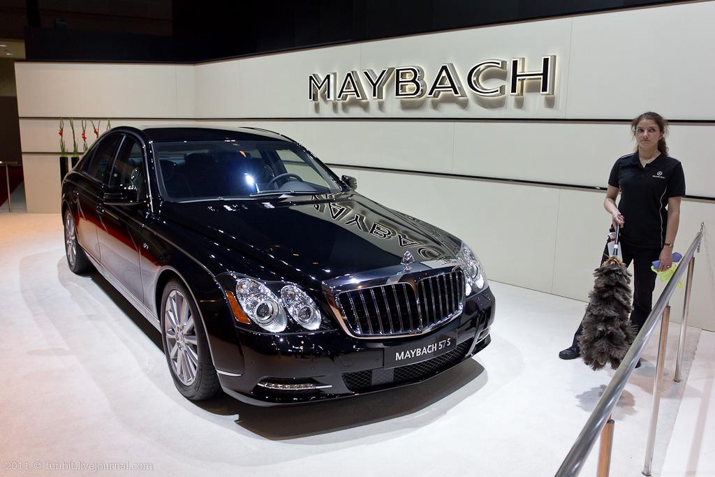 Motor Show - Maybach
