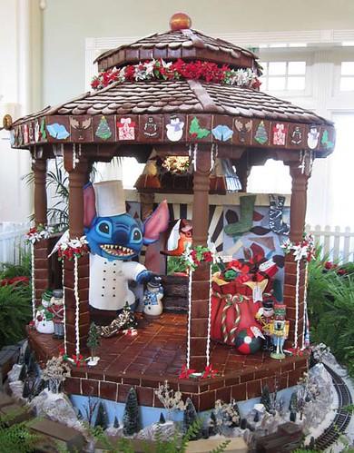 11.28.11 - Boardwalk Gingerbread House