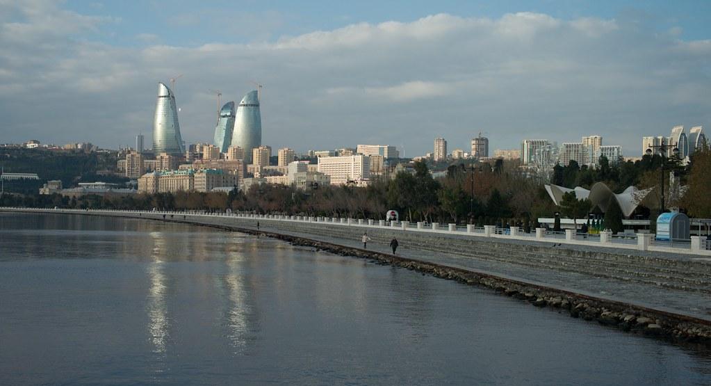 Vremya V Baku