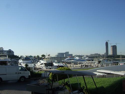 Marina at Yacht Club