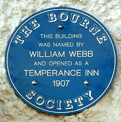Photo of Blue plaque number 8303