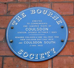 Photo of Blue plaque number 7578