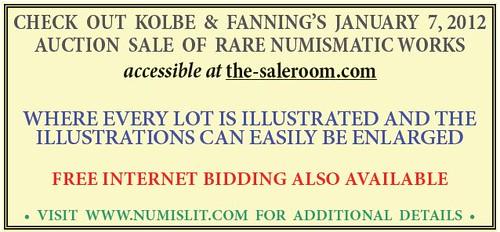 Kolbe-Fanning Sale 123 saleroom ad