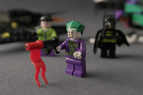 6863 Batwing Battle Over Gotham City - Joker 2