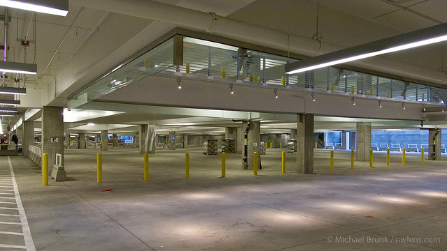 Sea Tac Airport Consolidated Rental Car Facility Photo