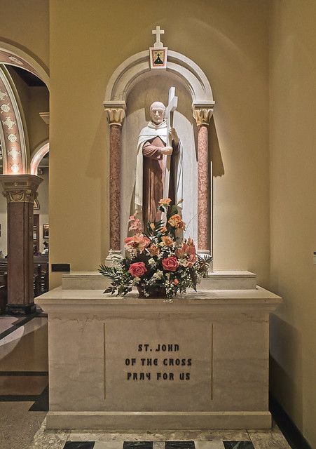 Carmelite Monastery in Saint Louis, Missouri - Saint John of the Cross - 2